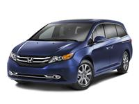 Honda Odyssey Monthly Vehicle Sales