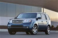 Honda Pilot Monthly Vehicle Sales