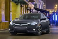 2016 Honda Civic Sedan image.