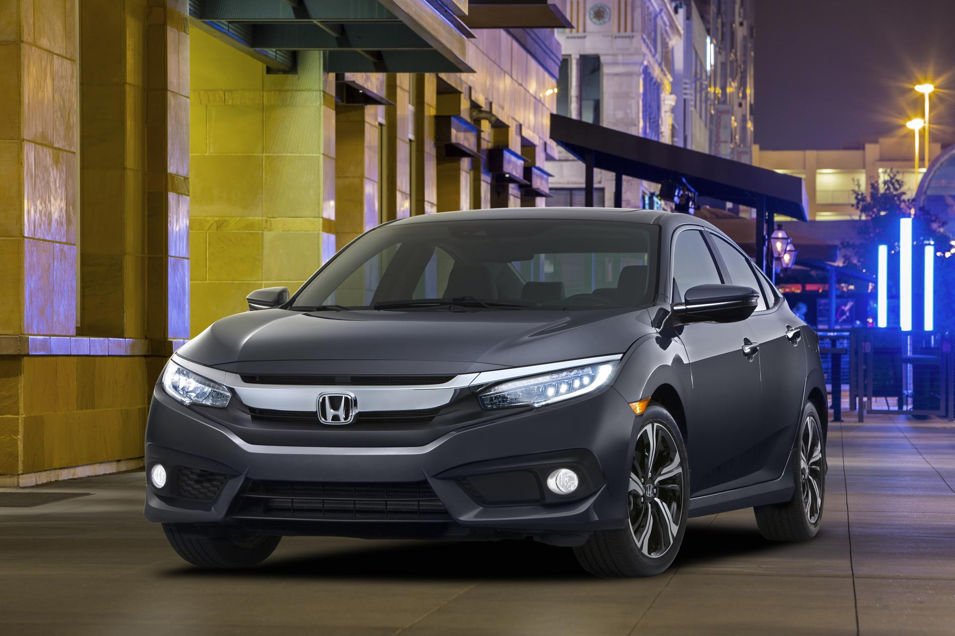 2016 Honda Civic Sedan News And Information