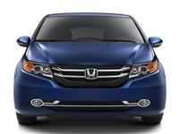 Honda Odyssey Monthly Vehicle Sales