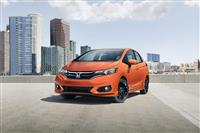 Honda Fit Monthly Vehicle Sales