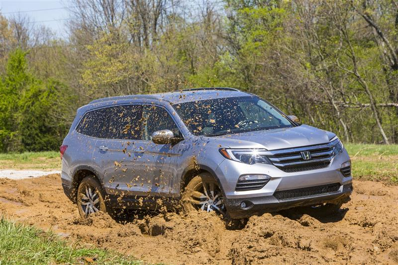 Honda Pilot pictures and wallpaper