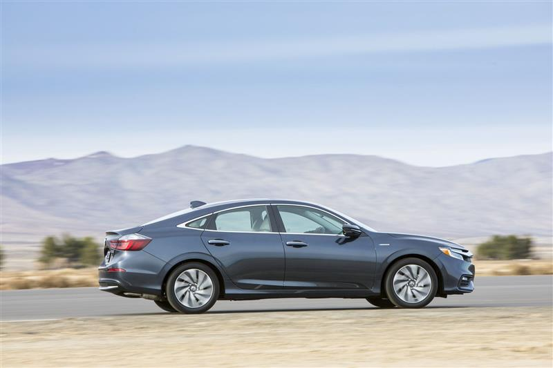 Honda Insight Pictures And Wallpaper