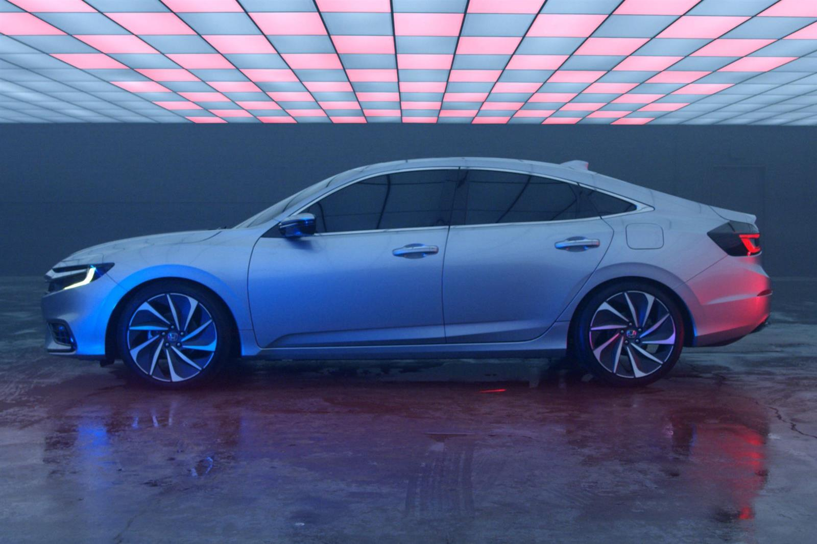 2019 Honda Insight Prototype