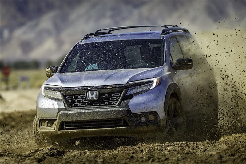 2019 Honda Passport News And Information Conceptcarz Com