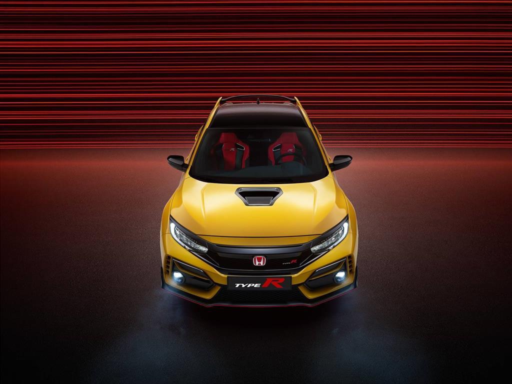 2020 Honda Civic Type R Limited Edition