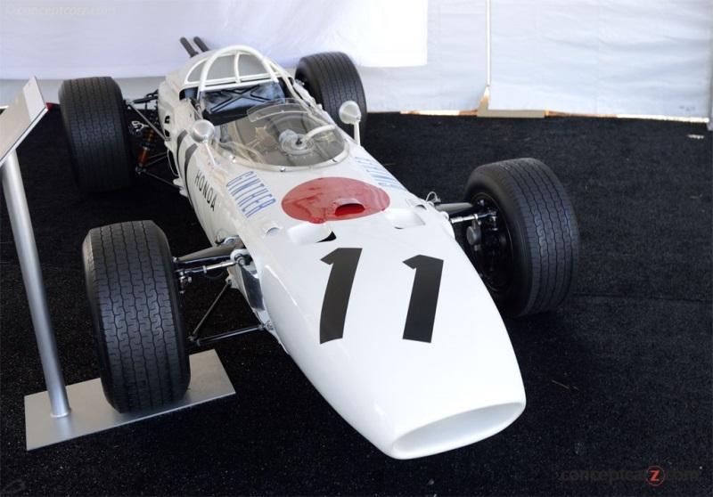 1965 Honda RA272