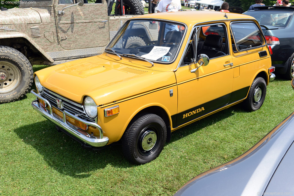 Auction Results And Sales Data For 1972 Honda 600