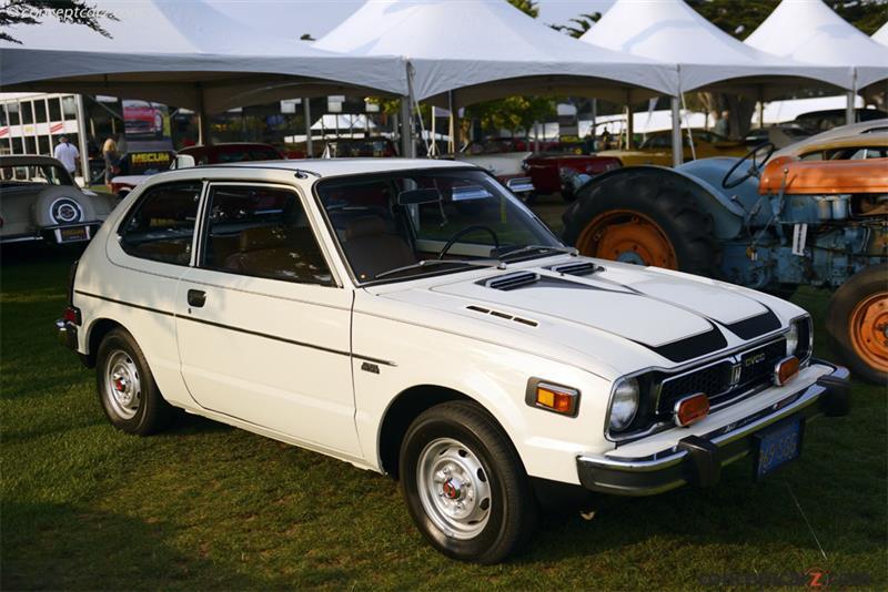 1977 Honda Civic Chassis SGC3517370