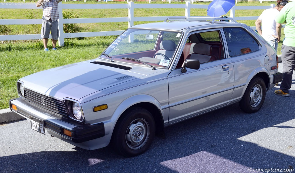 1980 honda civic technical specifications and data engine. Black Bedroom Furniture Sets. Home Design Ideas