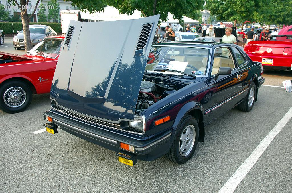 1981 Honda Prelude History, Pictures, Sales Value, Research and News