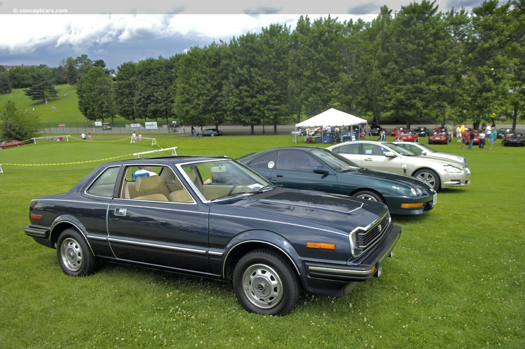 1982 Honda Prelude At The Pittsburgh Vintage Grand Prix