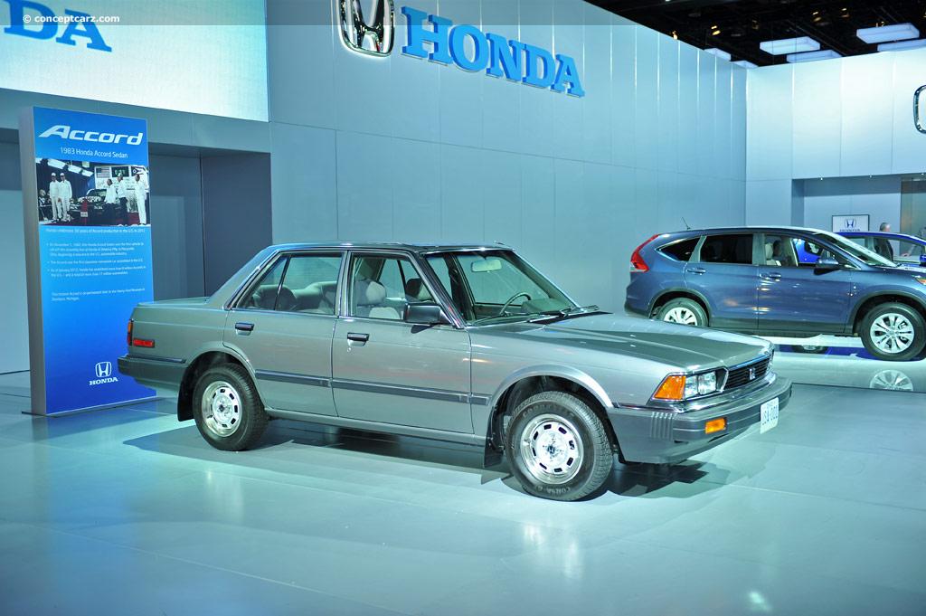 Honda Accord Yearly Sales   2017/2018 Honda Reviews