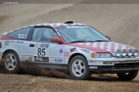 1991 Honda CRX image.