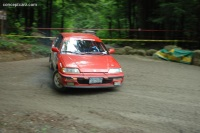 1991 Honda Civic image.