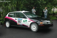 1992 Honda Civic image.