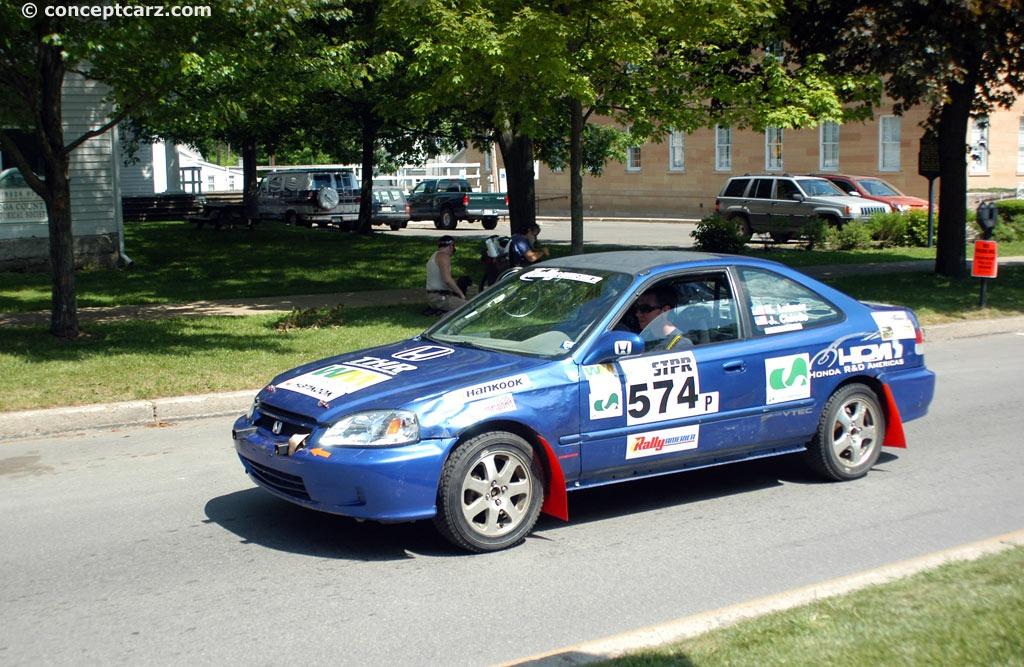 Honda Civic Price >> 1999 Honda Civic Image. Photo 1 of 18