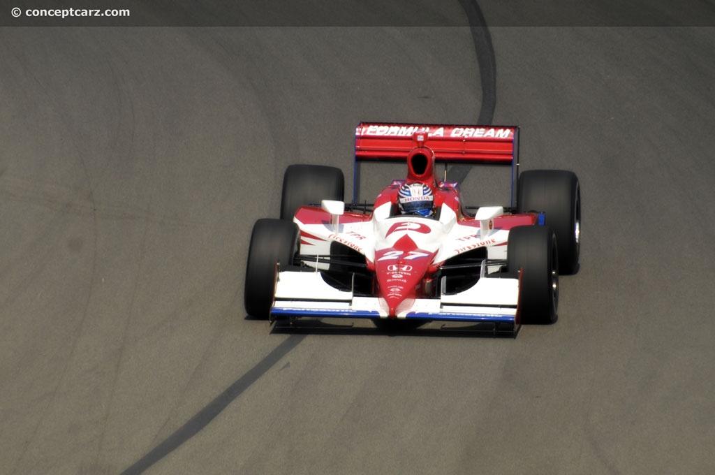 2008 Dallara Andretti Green Racing Indycar