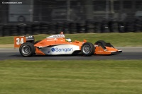 2008 Dallara Conquest Racing Indycar image.