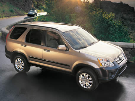 2005 Honda CR-V History, Pictures, Value, Auction Sales, Research and News