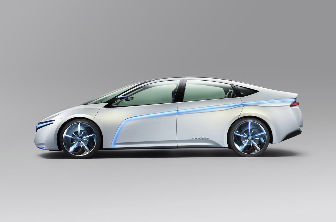 2012 Honda AC X Concept