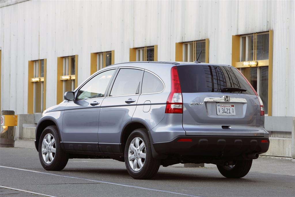 2009 Honda CR-V - conceptcarz.com