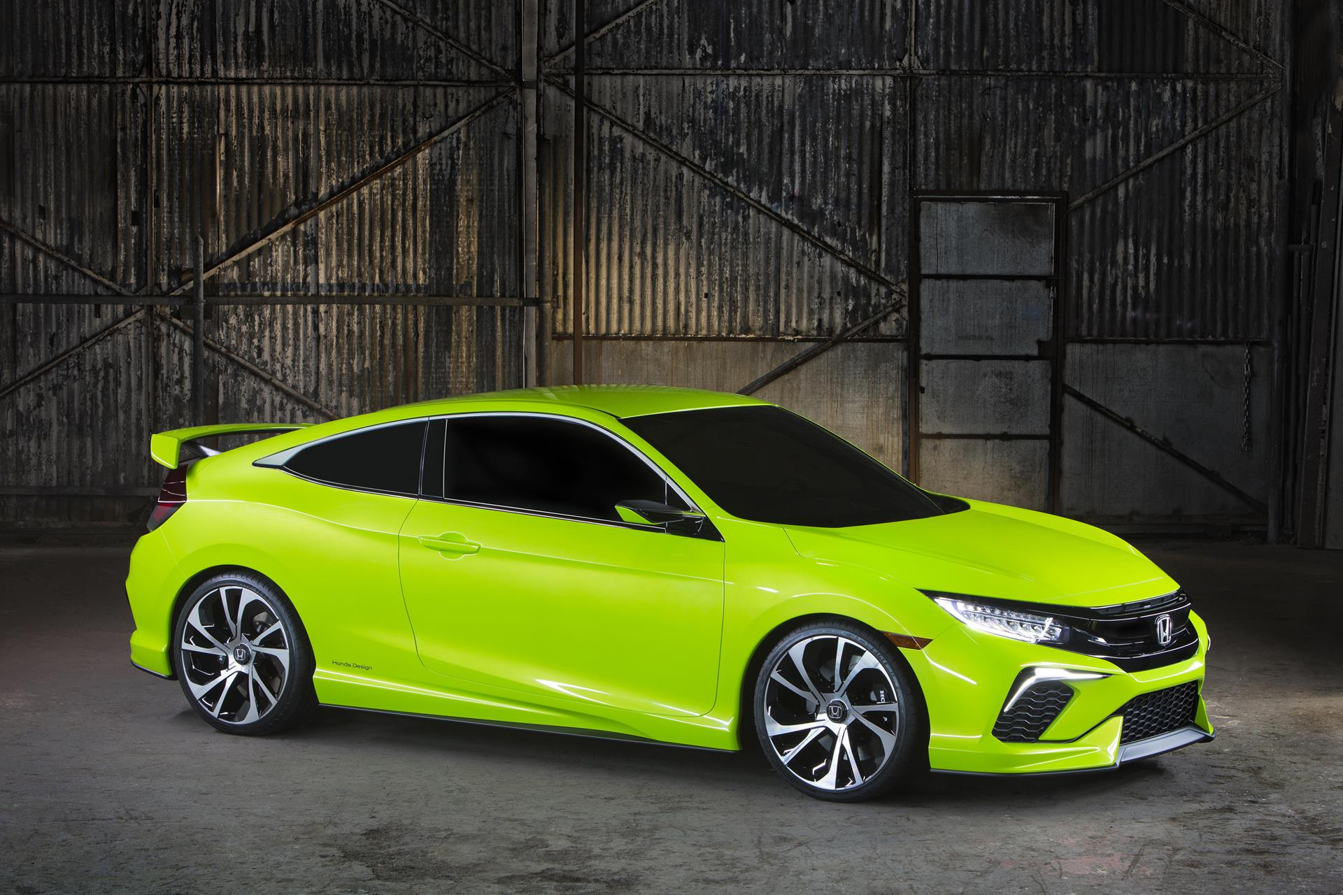 2015 Honda Civic Concept News And Information Research History