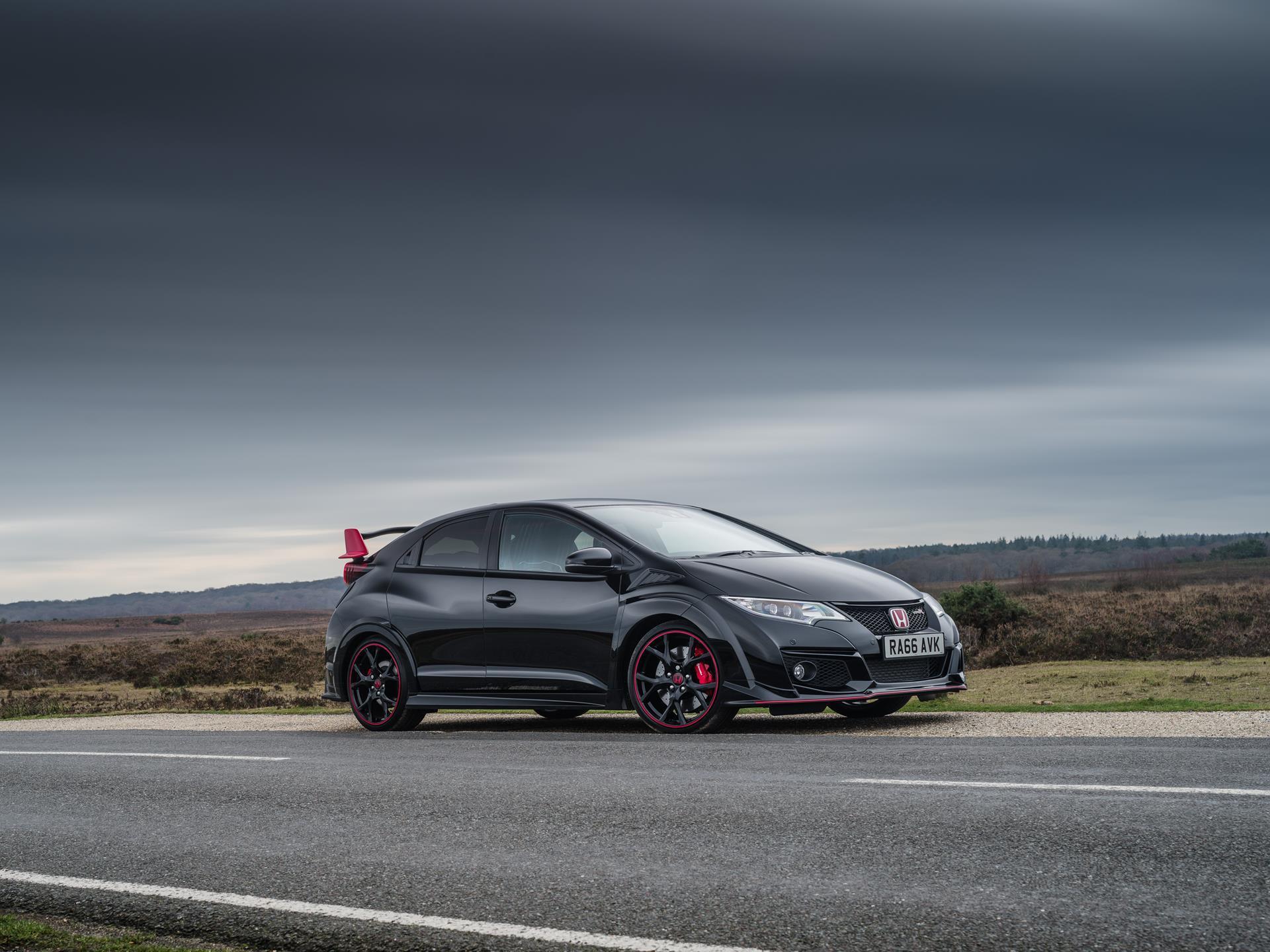 2017 Honda Civic Type R Black Edition News And Information