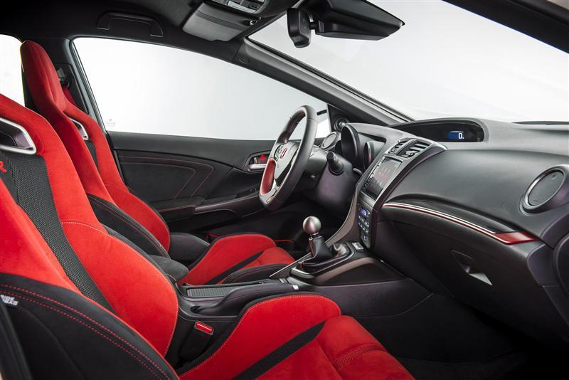 2015 Honda Civic Type R Image Photo 3 Of 14