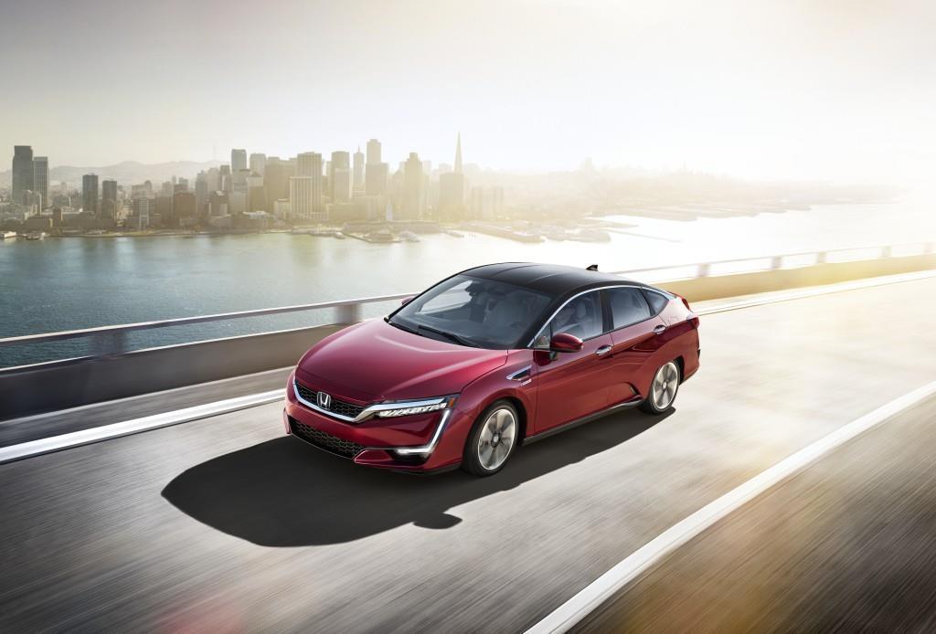 2017 Honda Clarity Fuel Cell thumbnail image