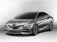 2012 Honda Concept C image.