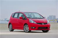 Honda Fit Monthly Sales
