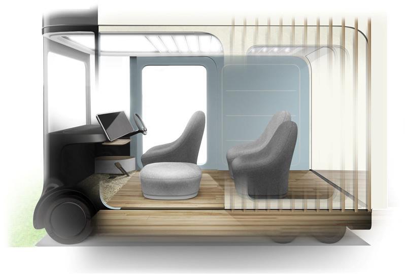 2017 Honda Ie-Mobi Concept