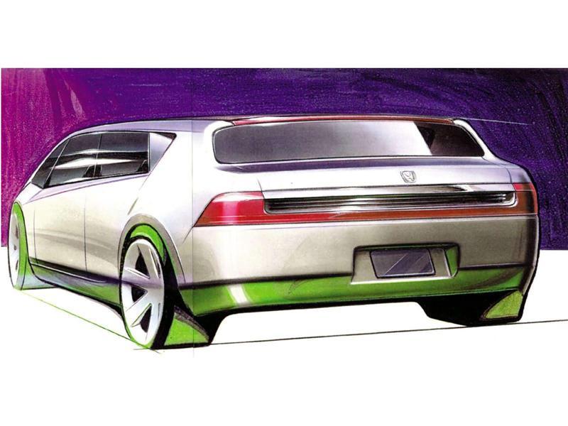 2003 Honda Kiwami Concept thumbnail image