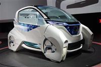2012 Honda Micro Commuter Concept thumbnail image
