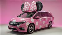 2017 Honda Minnie Van image.