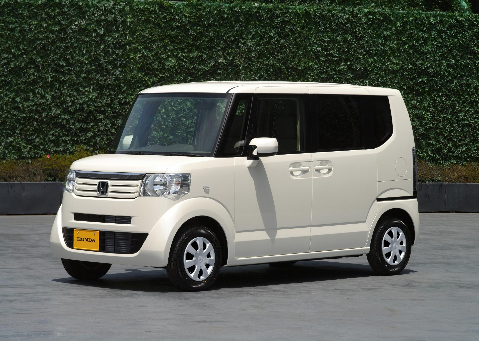 2012 Honda N Box Concept News and Information, Research ...