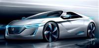 2012 Honda EV-STER Concept image.