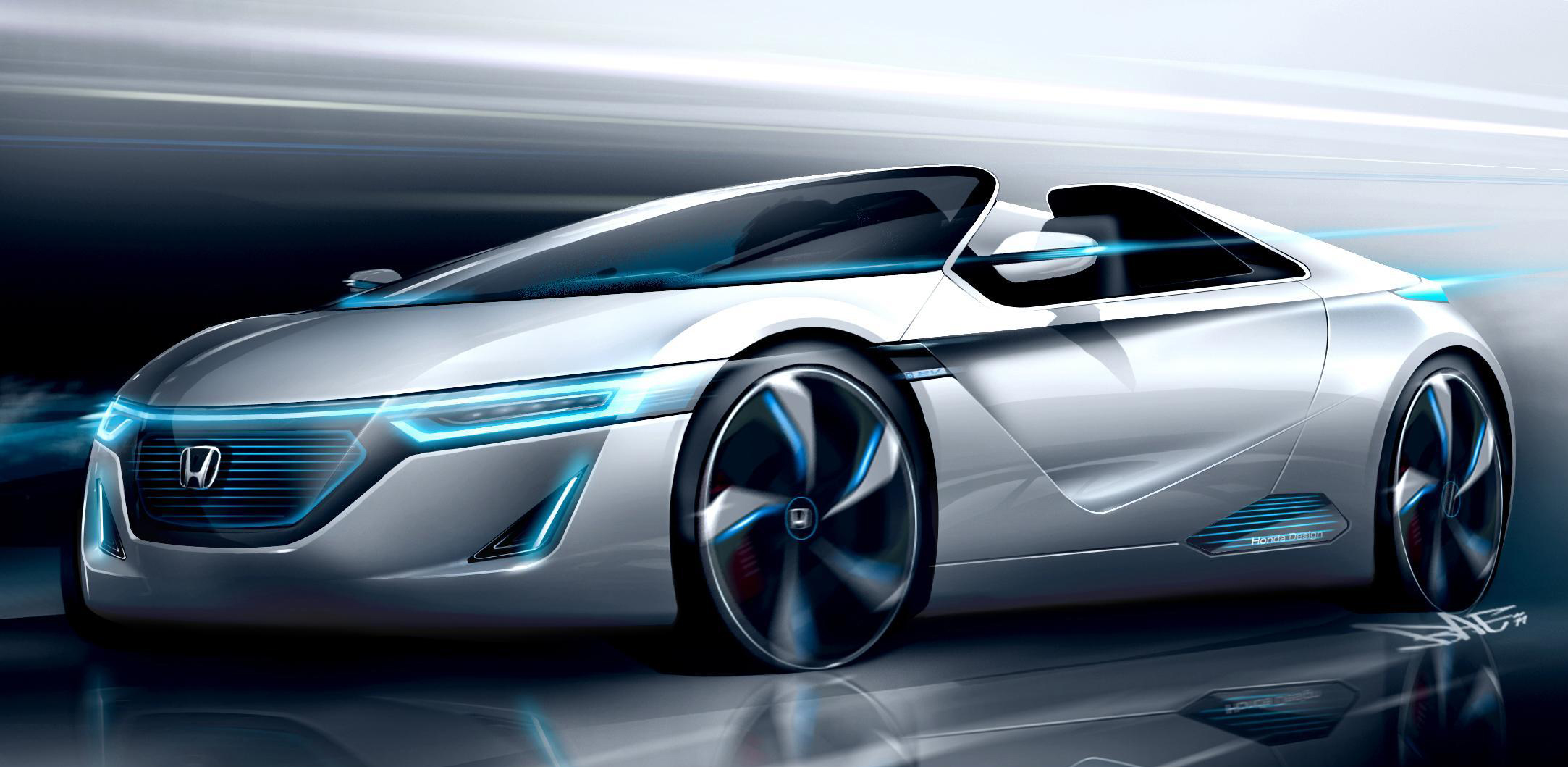 2012 Honda Ev Ster Concept News And Information Research And History