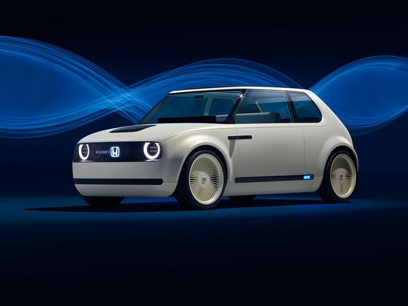 2017 Honda Urban EV Concept