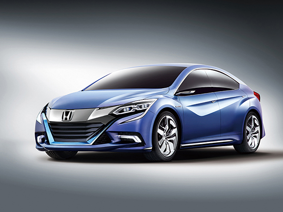 2014 Honda Concept B pictures and wallpaper