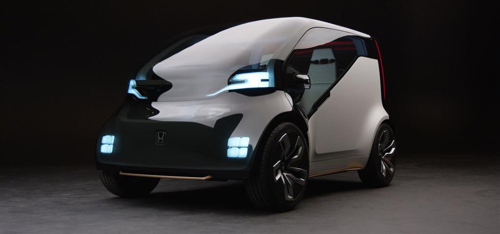 2017 Honda NeuV Concept