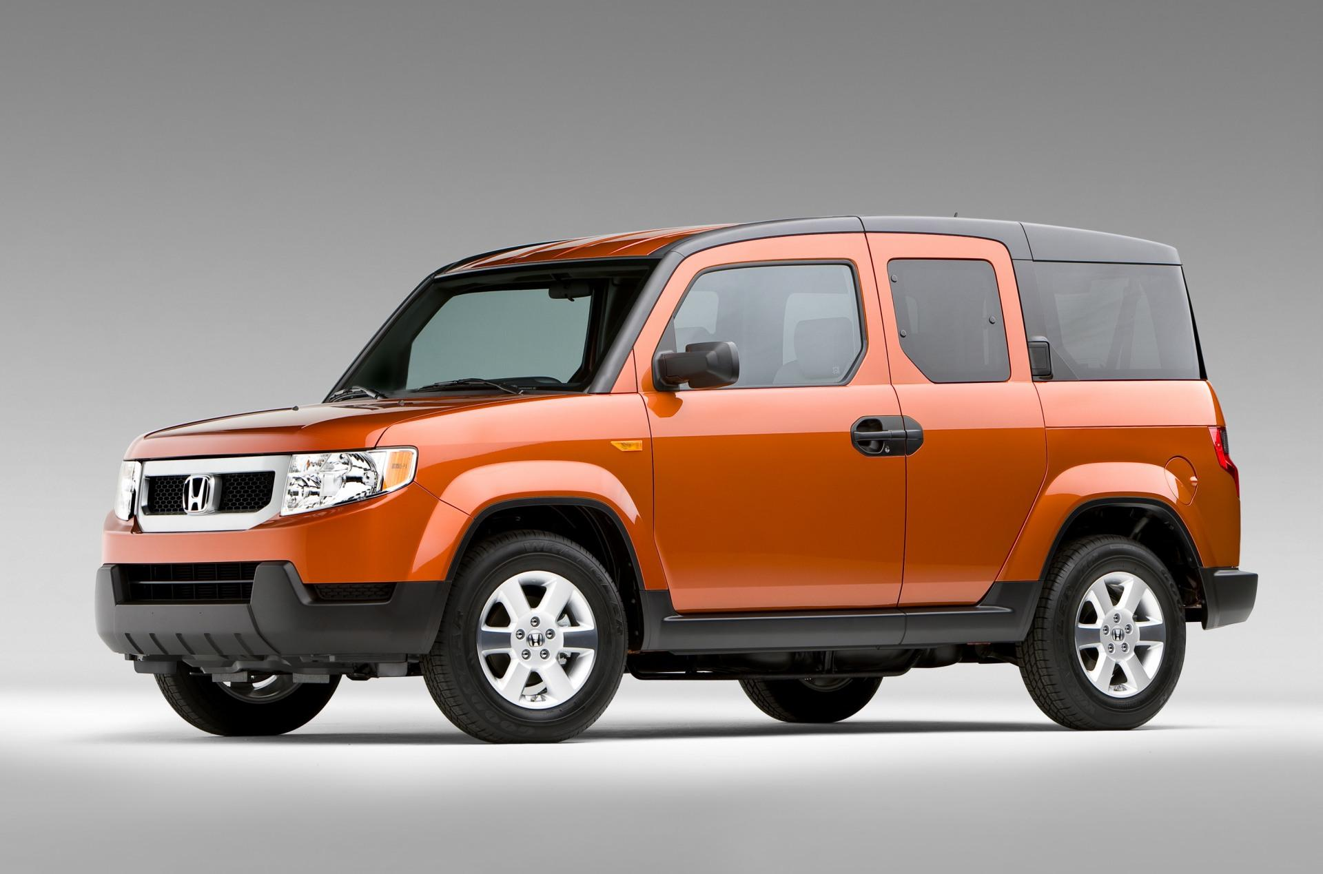 2009 Honda Element News and Information conceptcarz