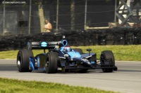 2008 Dallara Andretti Green Racing Indycar image.