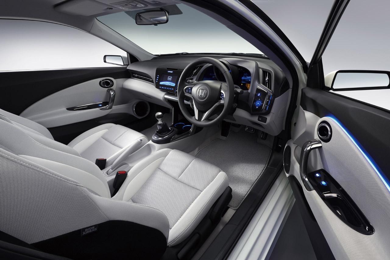 2007 Honda CR-Z Concept thumbnail image