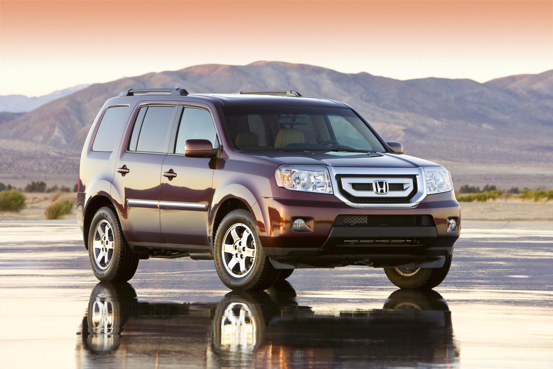2009 Honda Pilot News and Information - conceptcarz.com