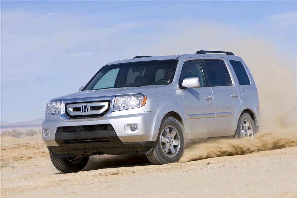 2009 honda pilot news and information for Honda pilot miles per gallon