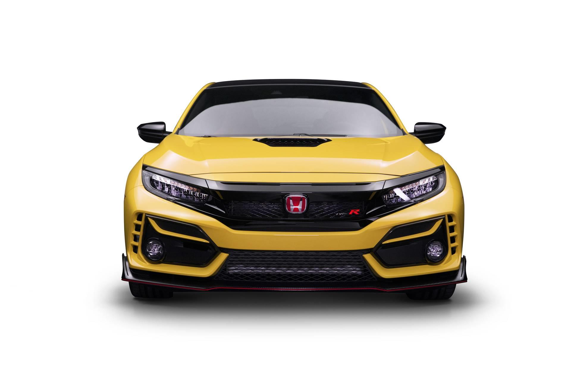 2020 Honda Civic Type R Limited Edition News And Information