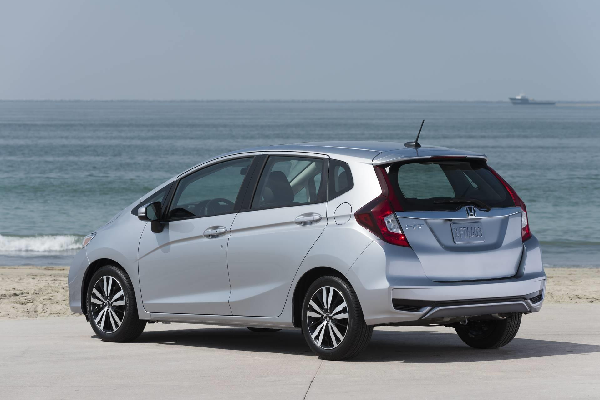 Honda Fit photo